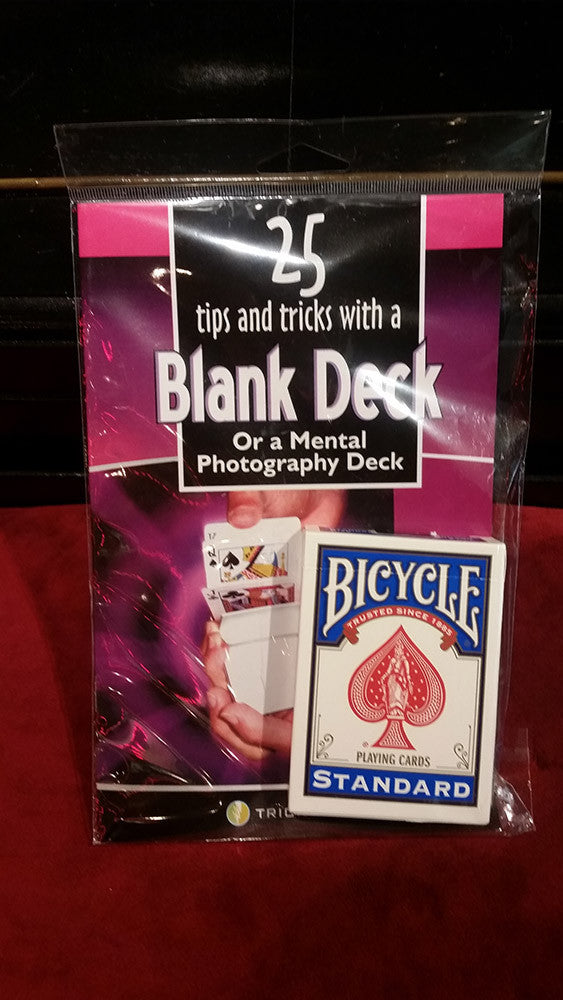25 Tips and Tricks with a Blank Deck