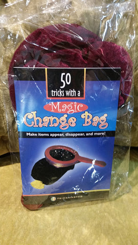 50 Tricks with a Magic Change Bag