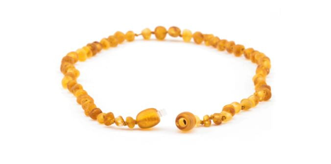 Amber Teething Necklaces - My Story How It Helped