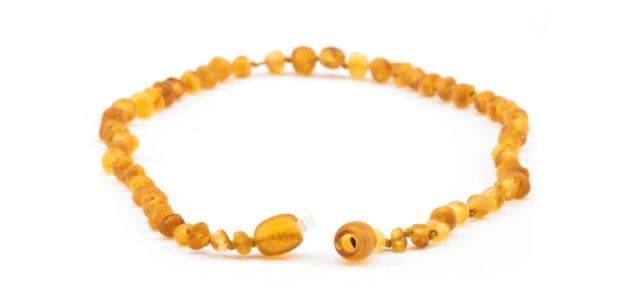 Why My Baby Loves Her Amber Teething Necklace
