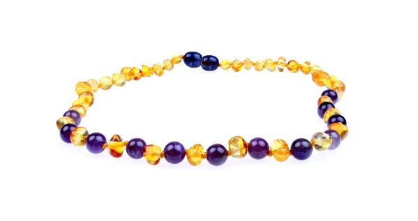 4 Main Benefits of Amber Necklaces for Babies