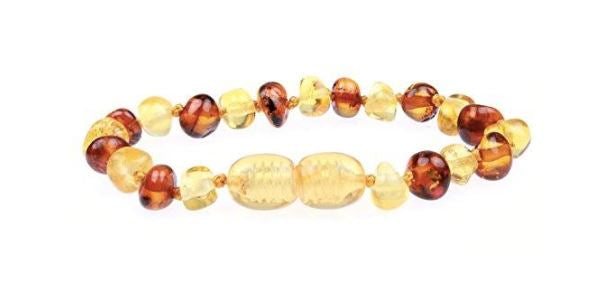 Amber Teething Bracelets - A Fantastic Natural Alternative