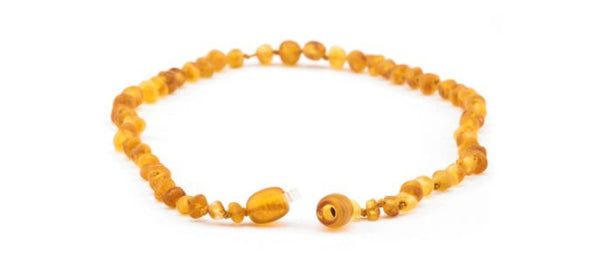 Powell's Owls Guide to Amber Teething Necklaces