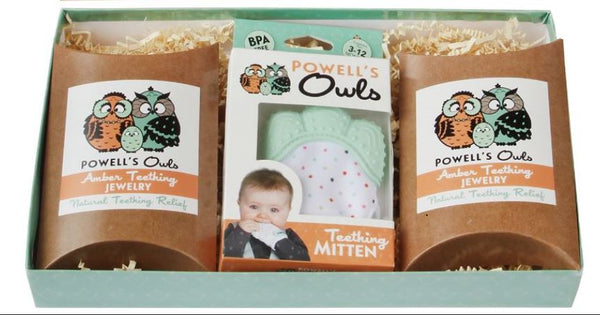 The Ultimate Teething Gift Set