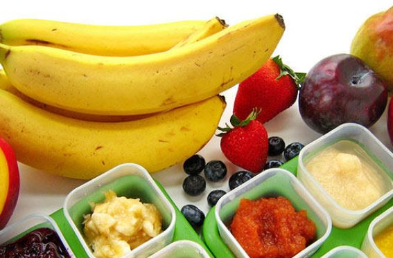 Healthy Snacks for a New Born Baby