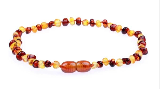 The All Natural Guide To Amber Teething Necklaces