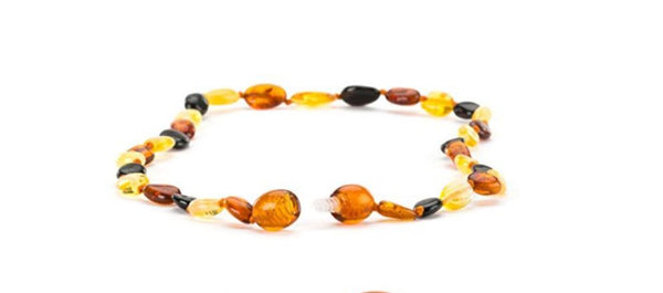 The Best Natural Teething Remedy Is An Amber Teething Necklace