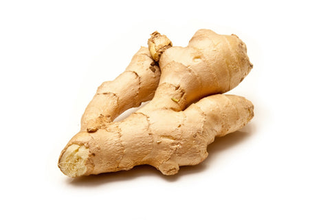 Peeled Ginger Root