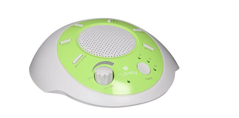 noise machine to help your baby sleep