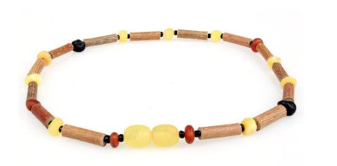 Hazelwood teething necklace