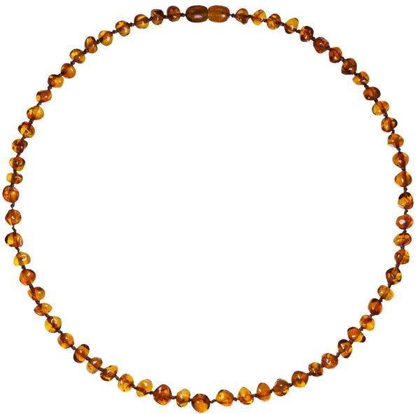 Adult Amber Necklace - Wholesale