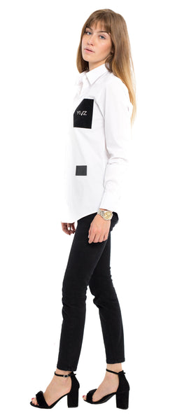 The White Classic Sport Shirt