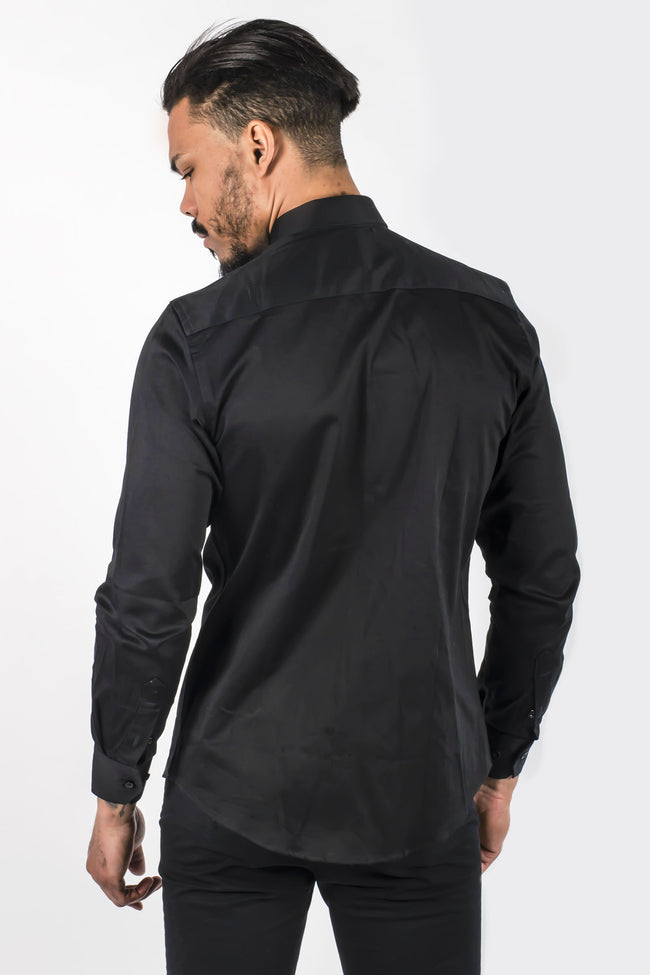 The Black  Classic Sport Shirt