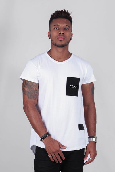 The Human Piece Of Art White Tee