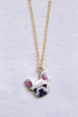 Pup Necklace