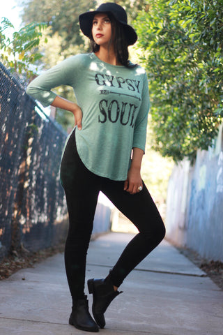 Your Gypsy Soul Tee