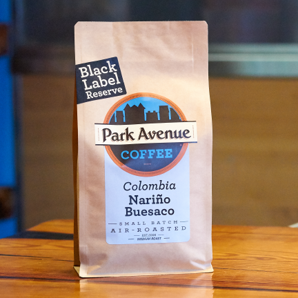 Colombia Narino Buesaco - Park Avenue Coffee
