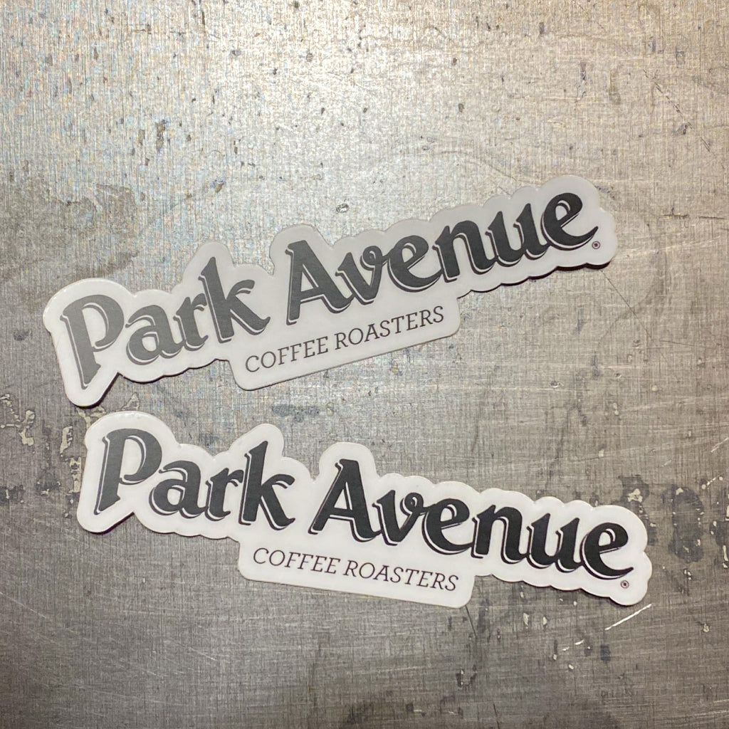 PAC Roasters Sticker - Park Avenue Coffee