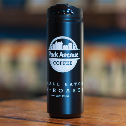 Black Stainless Tumbler