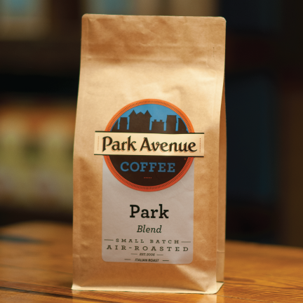 Park Blend - Park Avenue Coffee