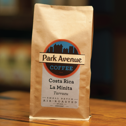 Costa Rica La Minita - Park Avenue Coffee