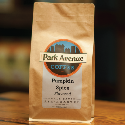 Pumpkin Spice - Park Avenue Coffee