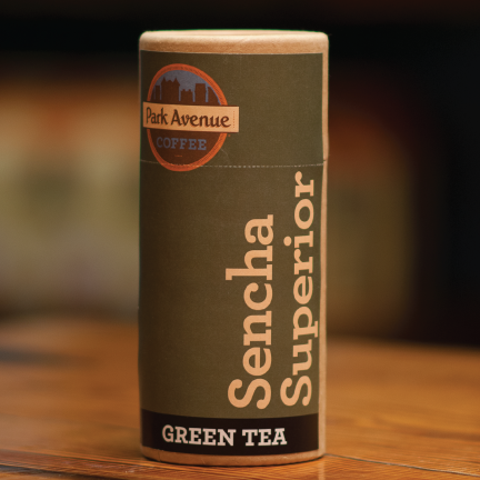 Sencha Superior - Park Avenue Coffee