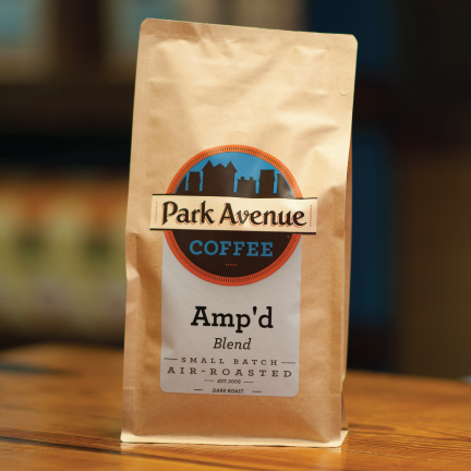Amp'd Blend - Park Avenue Coffee