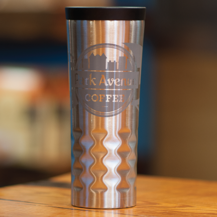 City Tumbler - Stainless Steel - Park Avenue Coffee