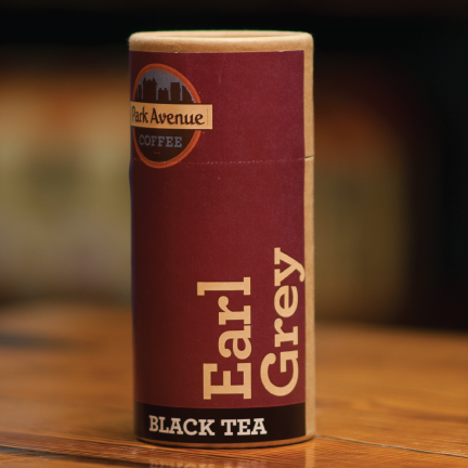 Earl Grey - Park Avenue Coffee