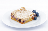 Blueberry Gooey Butter Cake - Park Avenue Coffee