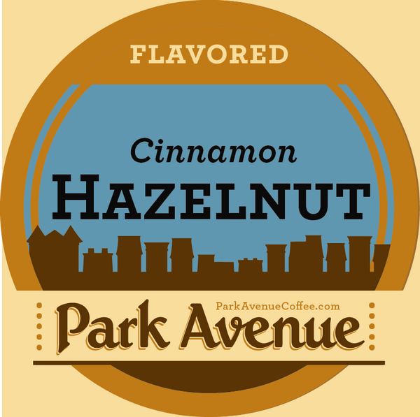 Cinnamon Hazelnut - Park Avenue Coffee