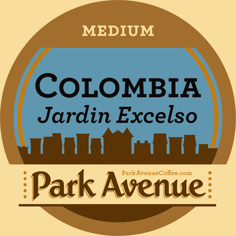 Colombia Jardin Excelso - Park Avenue Coffee