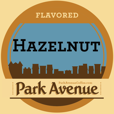 Hazelnut - Park Avenue Coffee