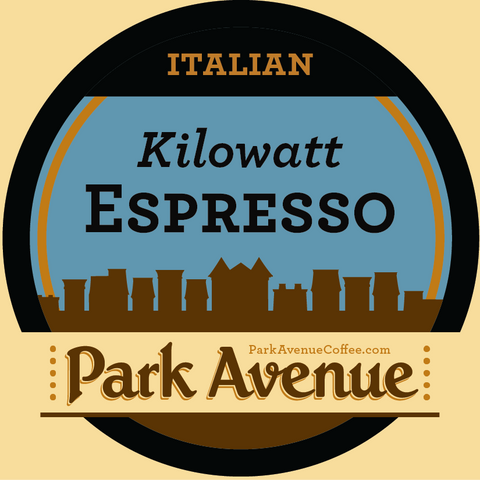 Kilowatt Espresso - Park Avenue Coffee