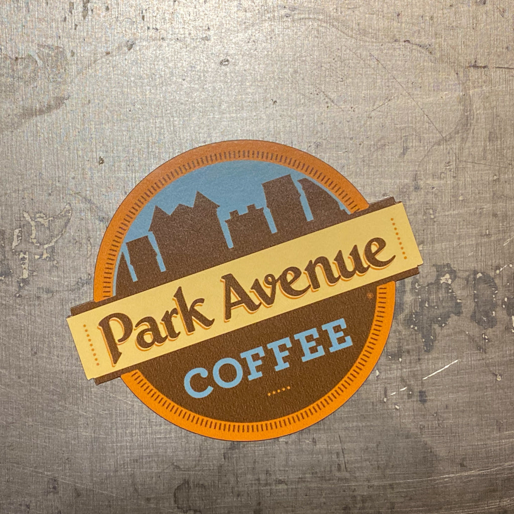 PAC Magnet - Park Avenue Coffee