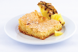 Pineapple Gooey Butter Cake - Park Avenue Coffee