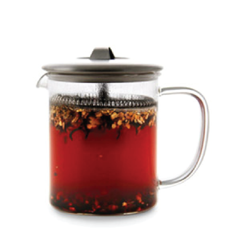 Rishi® Simple Brew Loose Leaf Teapot - Park Avenue Coffee