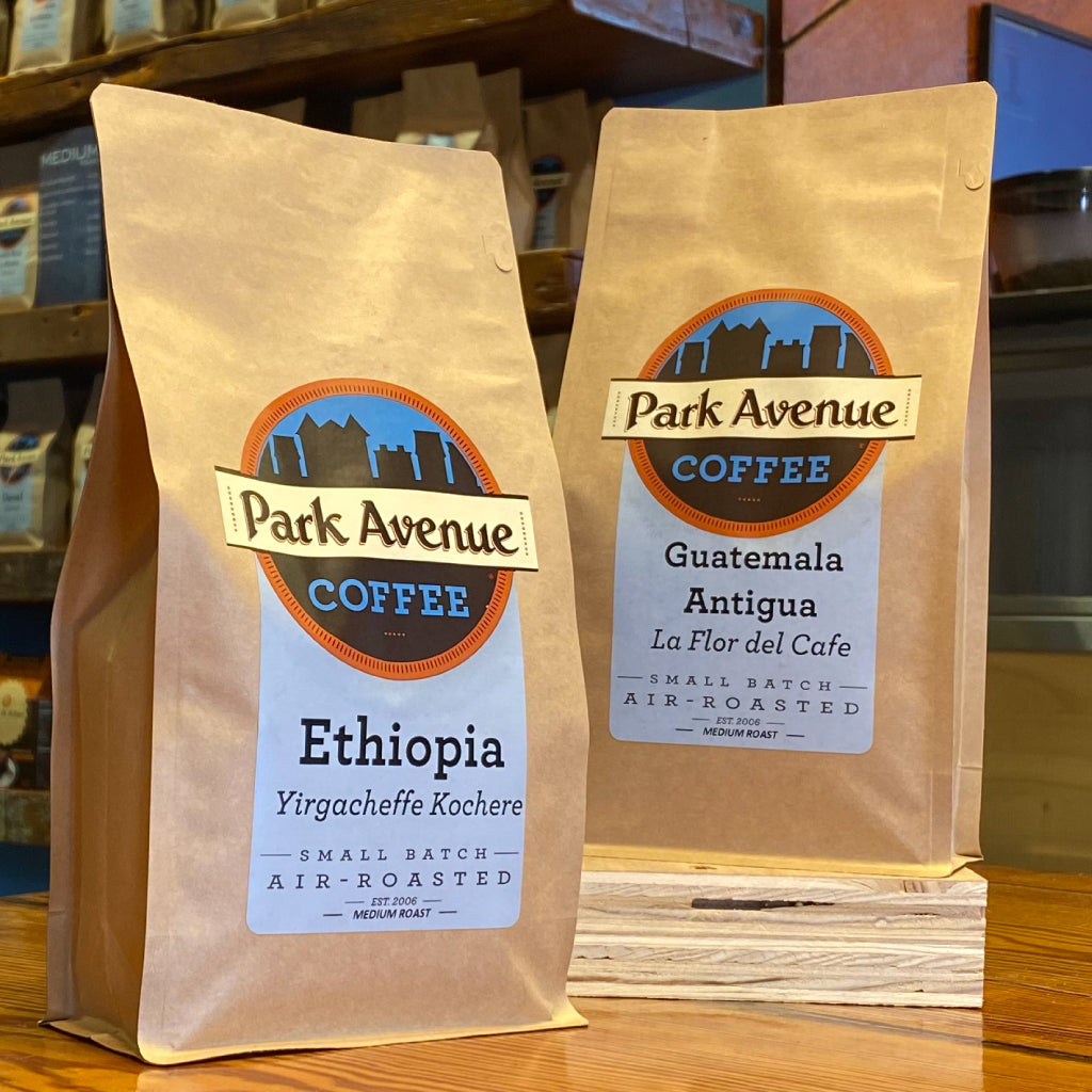 Single Origin Bundle - Park Avenue Coffee