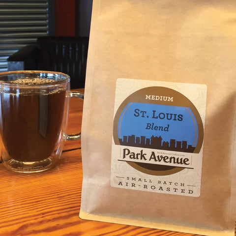 St. Louis Blend - Park Avenue Coffee