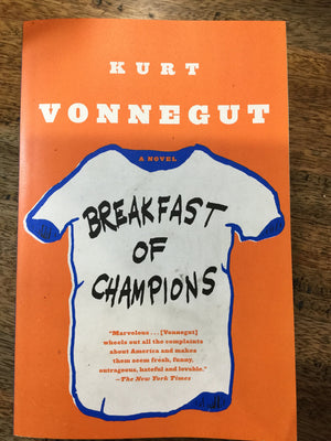 Breakfast of champions Kurt vonnegut