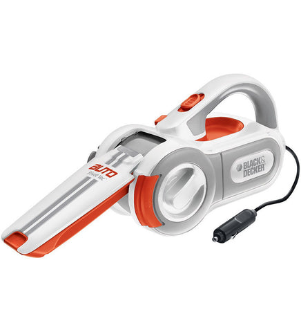 Black & Decker PAV1200W 12-Volt Cyclonic-Action Automotive Pivoting-Nose Handheld Vacuum Cleaner