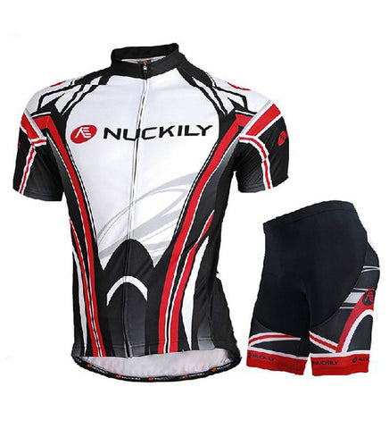 Sponeed Men's Bicycle Jersey Polyester and Lycra
