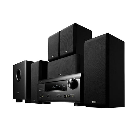 Denon DHT-391XP 5.1 Channel Home Theater System