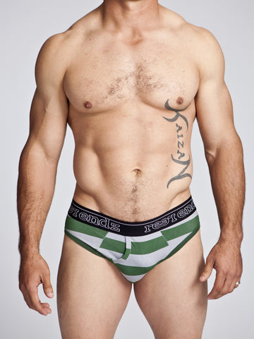 Men's Fly Front Briefs on Sale