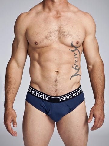 Fly Front Briefs