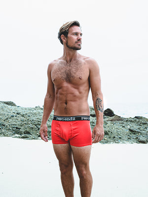 Step one is to get your Reer Endz into Australian men's underwear brand Reer Endz. Mens trunks Australia are available online or at selected resellers in Sunburnt Dayz.
