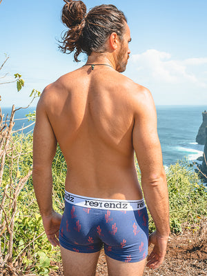 Australian Step one is to get your Reer Endz into these men's trunks. Comfy Men's trunks Australia.