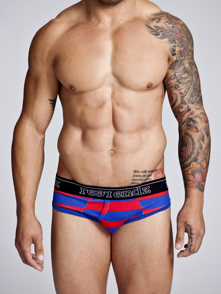 Super Comfortable Men's Fly Front Briefs Online