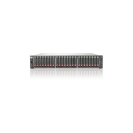 HP Modular Smart Array P2000 2.5-in Drive Bay Chassis Storage enclosure - 24-bay - Prince Technology, LLC